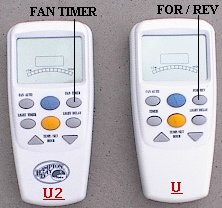 ceiling fans remote controls